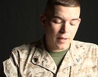 Marines Read Stories