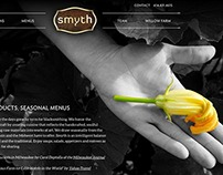 Smyth Restaurant Website