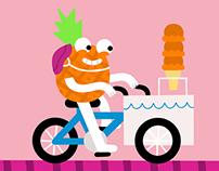 Nickelodeon Summer IDs