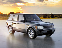 3D - Range Rover