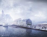 Boston Long Wharf Reinvented