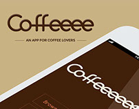 Coffeeee – an App for Coffee Lovers