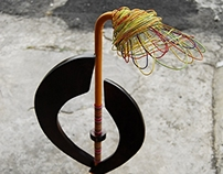 Chaj Atkichaj Intrinsic Lamp