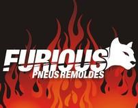 Materiais promocionais - Furious Pneus Remoldes