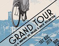 """Le Grand Tour"" - Poster"