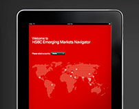 HSBC Emerging Markets Navigator Web App