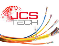 JCS Tech - Pull up Banner 850mm wide