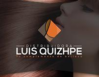 Distribuidora Luis Quizhpe // Brand
