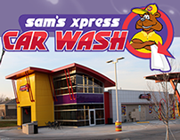 Sam's Xpress Car Wash - Fleet Handout