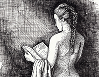 A Girl With a Book