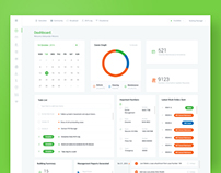 Myboss Web Dashboard - The ultimate building software
