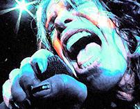 Steven Tyler in Warpaint