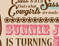 Sunnie Jo's Invitations