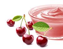 Продуктовые зоны для йогурта / Food-zones for yoghurt