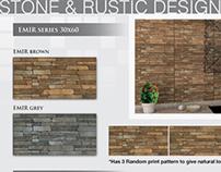 Mariwasa Full HD Tiles Tri-fold Brochure