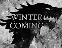 Game of Thrones Sigil Posters