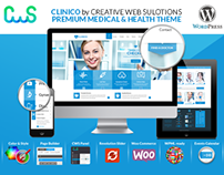 Clinico Wordpress