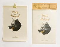 "The book""wolf's saliva"""