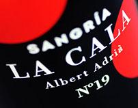 Sangría Lolea La Cala por Albert Adrià