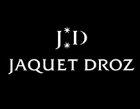 Jaquet Droz - Webdesign concept