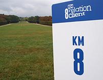 8km de la Relation Client - Signalétique