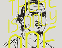 Zlatan Ibrahimović - There is only one