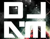 Nike DJ AM Ad Concept