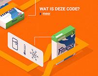 Infographic Nestlé