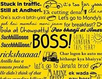 Mumbai'd Doodle Art