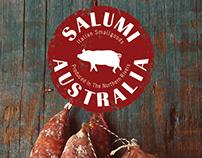 Salumi - Branding / Website / Marketing