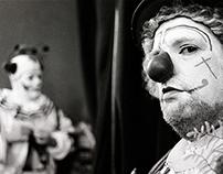Tears of a clown.