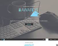 iiAwards Website iiawards.org
