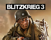 BLITZKRIEG 3 • OFFICIAL GAME ART