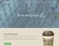 Groovy – Creative Multi Purpose Theme