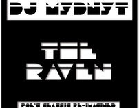 DJ Mydnyt Single - The Raven