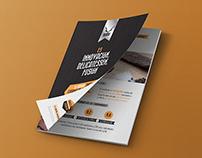 Kudu Biltong sales folder