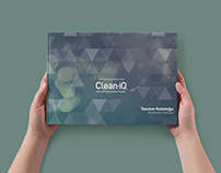 CleaniQ / Branding and Strategy