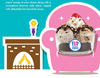 Baskin Robbins - Winter Warmer