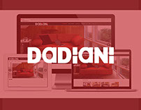 Dadiani - Branding & Web Design