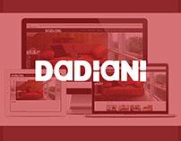 Dadiani - Branding & Web Design