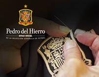 Pedro del Hierro - El traje de Del Bosque