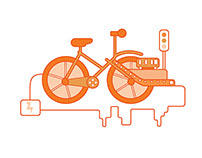 Project Efisio - Smart City Illustration