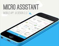 MICRO-ASSISTANT iOS APP