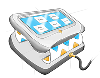 Safety 1st Blood Pressure Monitor