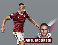 Pavel Kadeřábek Grass Man Series