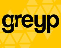 greyp logo/ui/hci