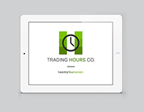 TRADING HOURS CO. - Mobile Responsive Web App
