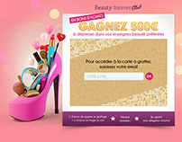 Jeu-concours Beauty Forever