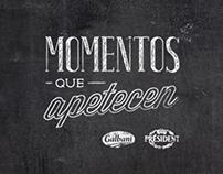 Momentos que apetecen