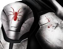 Crimson Spiders Cover Art